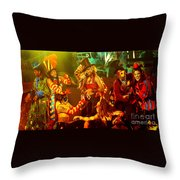 Janet Jackson 94-2977 Throw Pillow