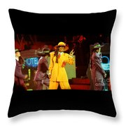 Janet Jackson 94-3009 Throw Pillow