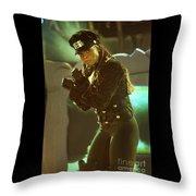 Janet Jackson 94-3022 Throw Pillow