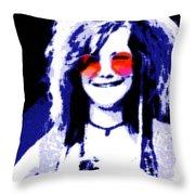 Janis Throw Pillow