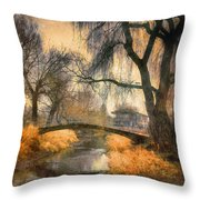 January 13 2010 Throw Pillow