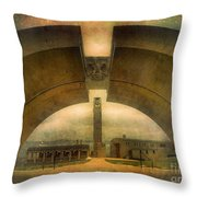 January 28 2010 Throw Pillow