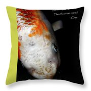 Japan Aid 2011 . All Proceeds Go To Japan Earthquake And Tsunami Relief Aid Throw Pillow