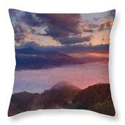 Japan - Id 16235-142813-4000 Throw Pillow