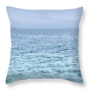 Japanese Sea #1816 Throw Pillow