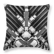 Japanese Texture #71 Throw Pillow