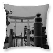 Japanese Texture #75 Throw Pillow