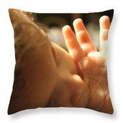 Jason's Glory Throw Pillow