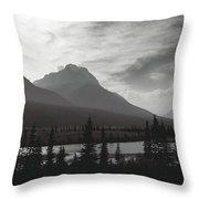 Jasper Hills  Throw Pillow