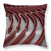 Jay Pritzker Pavilion - 4 Throw Pillow