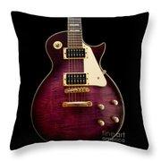 Jay Turser Guitar 2 Throw Pillow