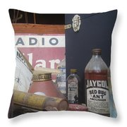 Jaygol Throw Pillow