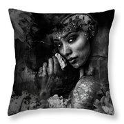 Jazmine Throw Pillow