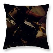 Jazz Estate 13 Throw Pillow