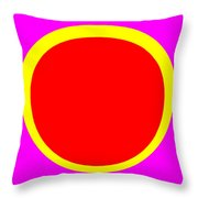 Jazz On A Summer's Day Throw Pillow by Eikoni Images