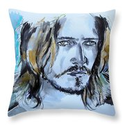 Jcs4 Throw Pillow