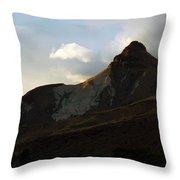 Jd Sunset 3 Throw Pillow
