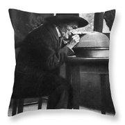 Jean Henri Fabre Throw Pillow