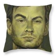 Jeffrey Dahmer Throw Pillow