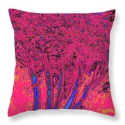 Jelks Fingerling 13 Throw Pillow