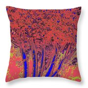Jelks Fingerling 15 Throw Pillow