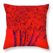 Jelks Fingerling 8 Throw Pillow