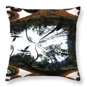 Jellin Throw Pillow