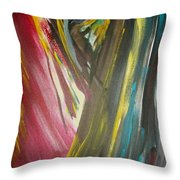 Jennifer Throw Pillow