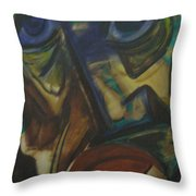 Jennifer Sick Throw Pillow