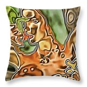 Jenya The Polished Look Throw Pillow