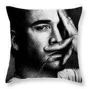 Jeremy Piven Throw Pillow