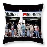 Jerez De La Frontera 1997 Throw Pillow