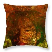 Jeri Throw Pillow
