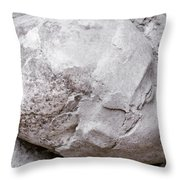 Jericho: Human Skull Throw Pillow