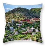 Jerome - Arizona Throw Pillow