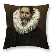 Jeronimo De Cevallos Throw Pillow