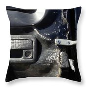 Jerry-rigged Throw Pillow