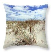 Jersey Dune I Throw Pillow
