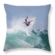 Jesse Mendes 4386 Throw Pillow