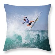 Jesse Mendes 4387 Throw Pillow