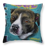 Jessie Throw Pillow