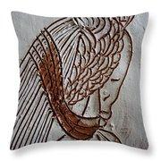 Jesus Christ - Tile Throw Pillow