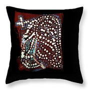 Jesus Gethsemane Throw Pillow
