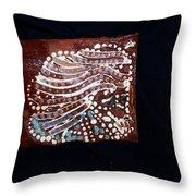 Jesus Gethsemane Retold Throw Pillow