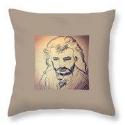 Jesus Life Throw Pillow