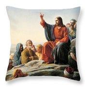 Jesus Lord Throw Pillow