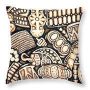 Jewelrynco Throw Pillow
