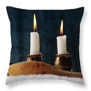 Jewish Holiday Symbol, Jewish Food Passover Jewish Passover Throw Pillow