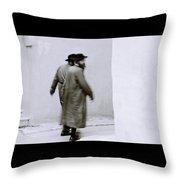 Jewish Life Throw Pillow