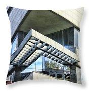 Jewish Museum Ny Throw Pillow